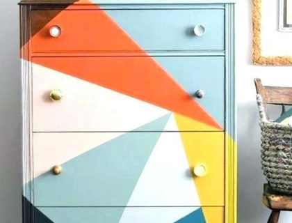artistique des meubles